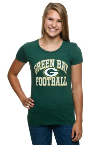 Green Bay Packers Franchise Fit Women's T-Shirt