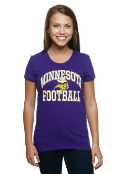 Minnesota Vikings Franchise Fit Women's T-Shirt