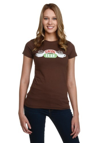 Juniors Friends Central Perk T-Shirt