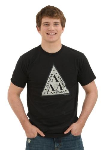 Revenge of the Nerds Lambda Logo T-Shirt