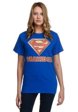 Super Grandma Womens T-Shirt