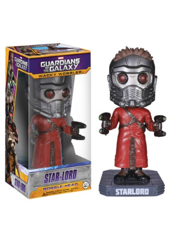Star Lord Wacky Wobbler