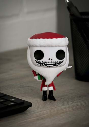POP! Santa Jack Skellington Vinyl Figure