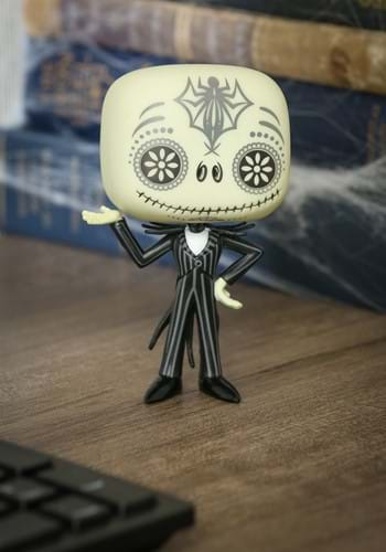 POP! Day of the Dead Jack Skellington Vinyl Figure