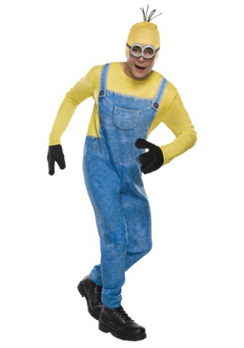 Minion Kevin Adult Costume