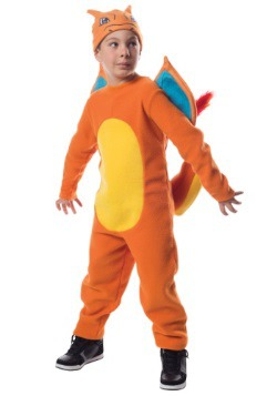 Charizard Boys Costume