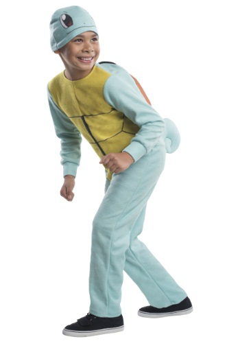 Child Squirtle Costume