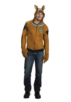 Scooby Doo Hooded Adult Sweatshirt