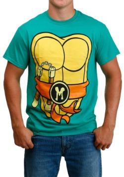 TMNT I Am Michelangelo T-Shirt