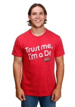 Dr. Pepper Trust Me Mens T-Shirt