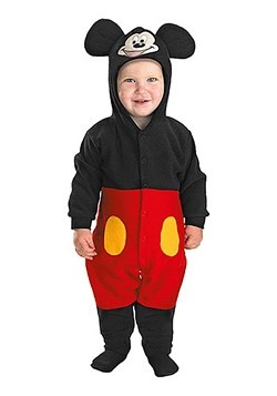 Child Mickey Mouse Costume