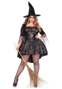Black Magic Mistress Womens Costume