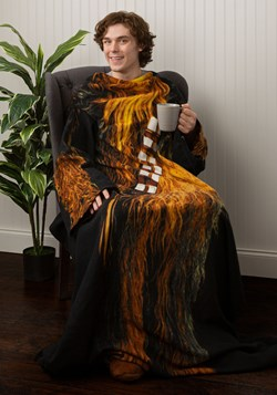 Chewbacca Adult Comfy Throw Costume