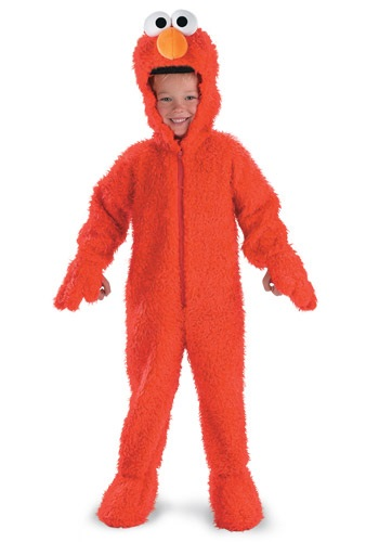 Toddler Sesame Street Elmo Costume