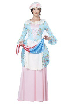 Colonial Lady Costume For Women