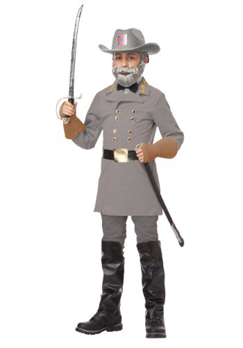 Kids General Robert E. Lee Costume