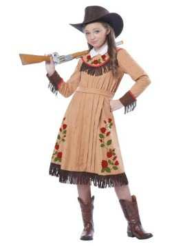 Annie Oakley Costume For Girls