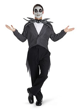 Teenage Jack Skellington Costume