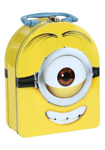 Minions One-Eyed Lunch Box