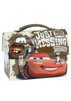 Cars Messing Around Lunch Box