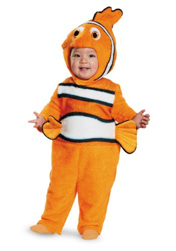 Infant Nemo Prestige Costume