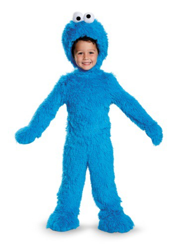 Infant/Toddler Cookie Monster Plush Costume