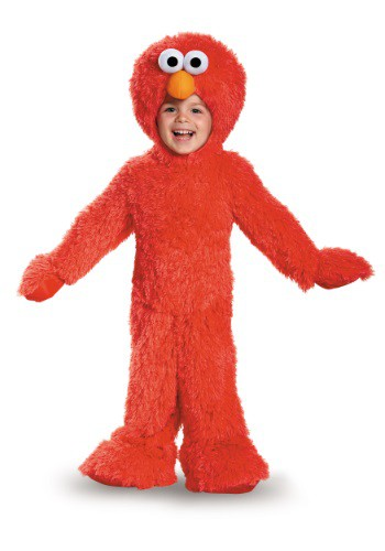 Infant/Toddler Elmo Costume