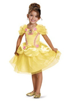 Belle Classic Toddler Costume