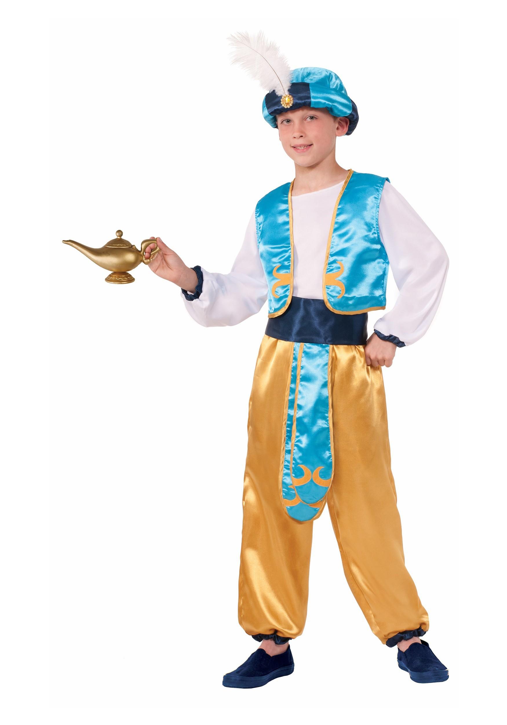 Kid S Arabian Prince Costume