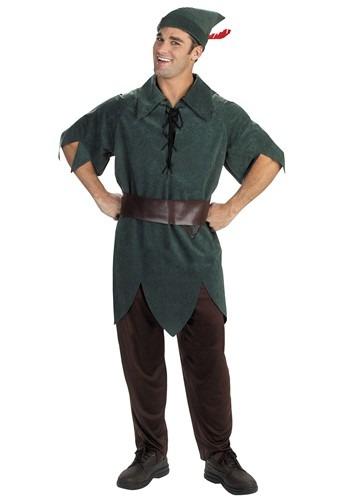 Peter Pan Mens Costume