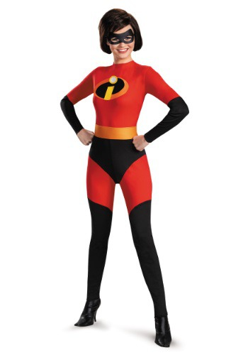 Mrs. Incredible Womens Costume