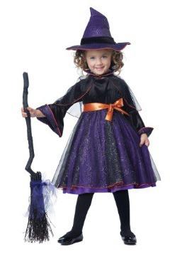 Toddler Hocus Pocus Witch Girls Costume