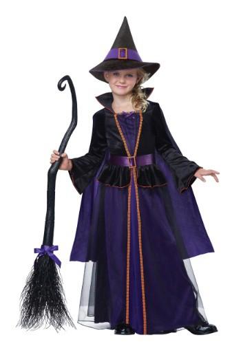 Hocus Pocus Witch Kids Costume