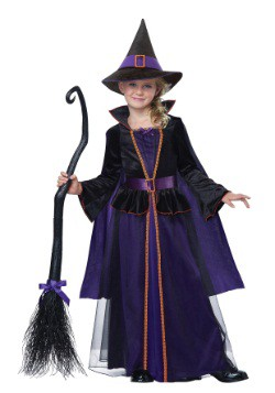 Hocus Pocus Witch Kids Costume