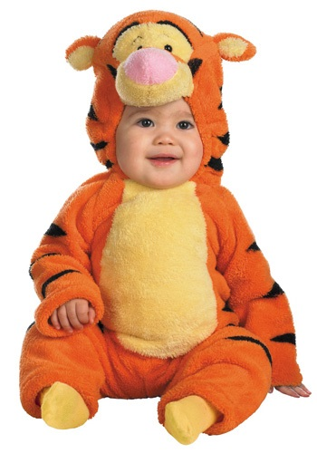 Toddler Tigger Deluxe Costume