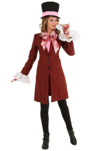 Deluxe Mad Hatter Costume