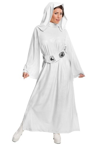 Deluxe Princess Leia Womens Costume
