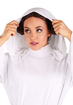 Deluxe Adult Princess Leia Costume Alt 4