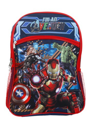 "Avengers 16"" Backpack"