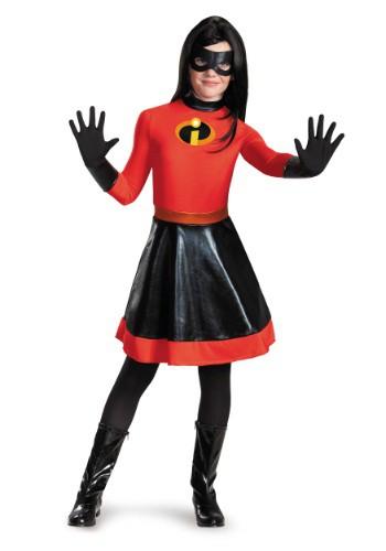 Tween Violet Costume