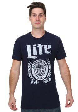 Miller Lite Vintage Logo Men's T-Shirt