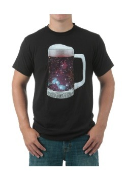 Galaxy Beer Men's T-Shirt