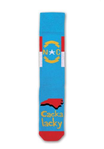 Cackalacky North Carolina Freaker Socks