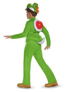 Yoshi Deluxe Boys Costume