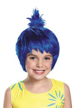 Girls Inside Out Joy Wig
