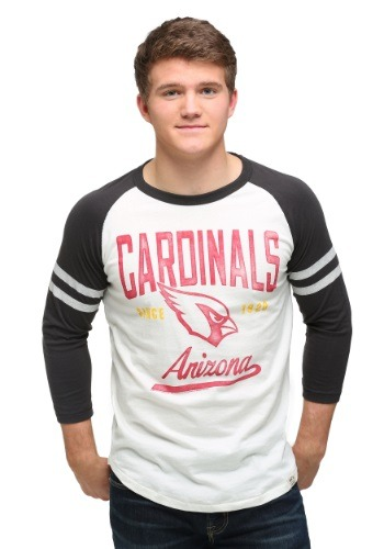Men's Arizona Cardinals All American Raglan Shirt