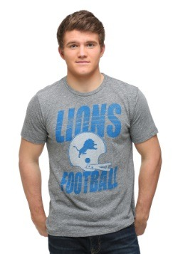 Detroit Lions Touchdown Tri-Blend Men's T-Shirt