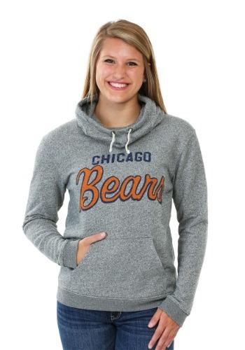 Chicago Bears Sunday Juniors Cowl Hoodie