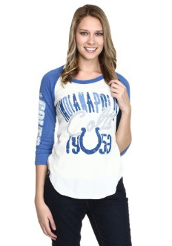 Indianapolis Colts All American Juniors Raglan Shirt