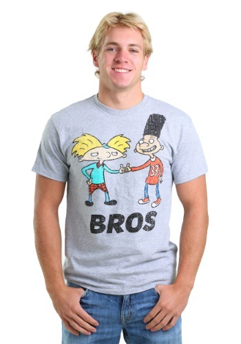 Hey Arnold Bros T-Shirt